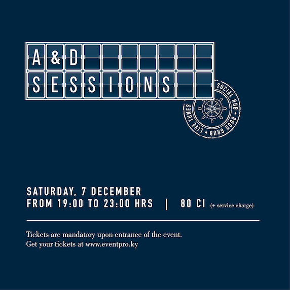 A&D Sessions - Holiday edition