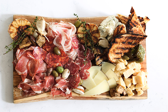 Creating the perfect Charcuterie Board