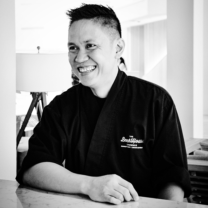 Introducing Jason Santiago, Sushi Chef