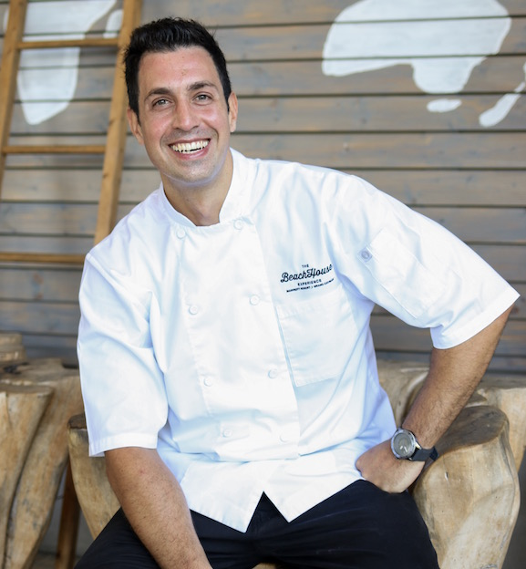Master Minding the Culinary World with Damian Manfre