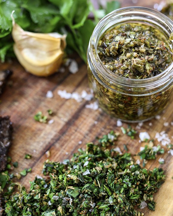 Our Famous Chimichurri