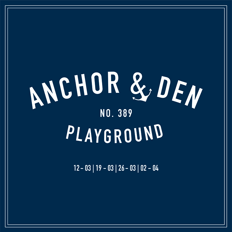 Join us at the A&D Playground - our new culinary adventure!