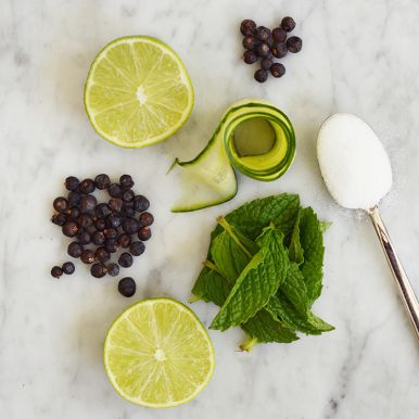 Make your own London Green & Tonic at home