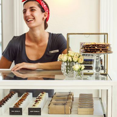 Meet Denise Jerez our In-house Chocolatier
