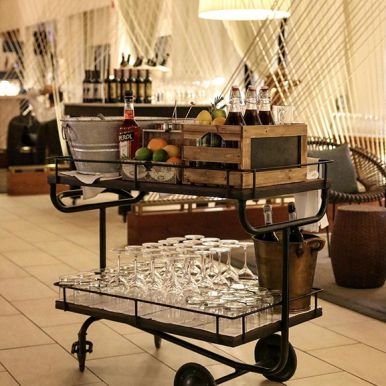 A&D's Ultimate Bar Cart Guide